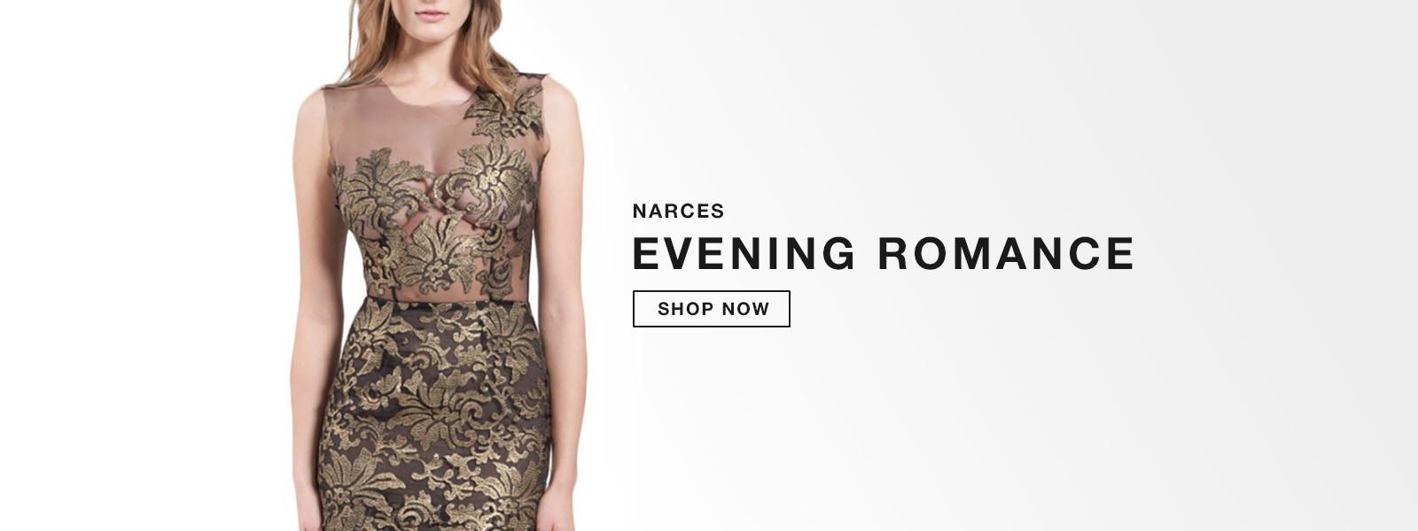 Narces Luxurious Evening Attire