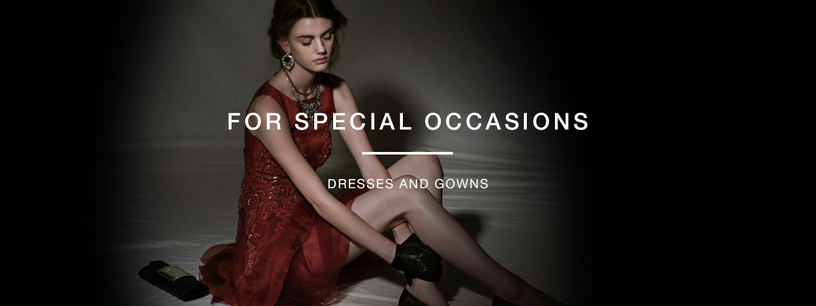 Dress & Gowns Narces