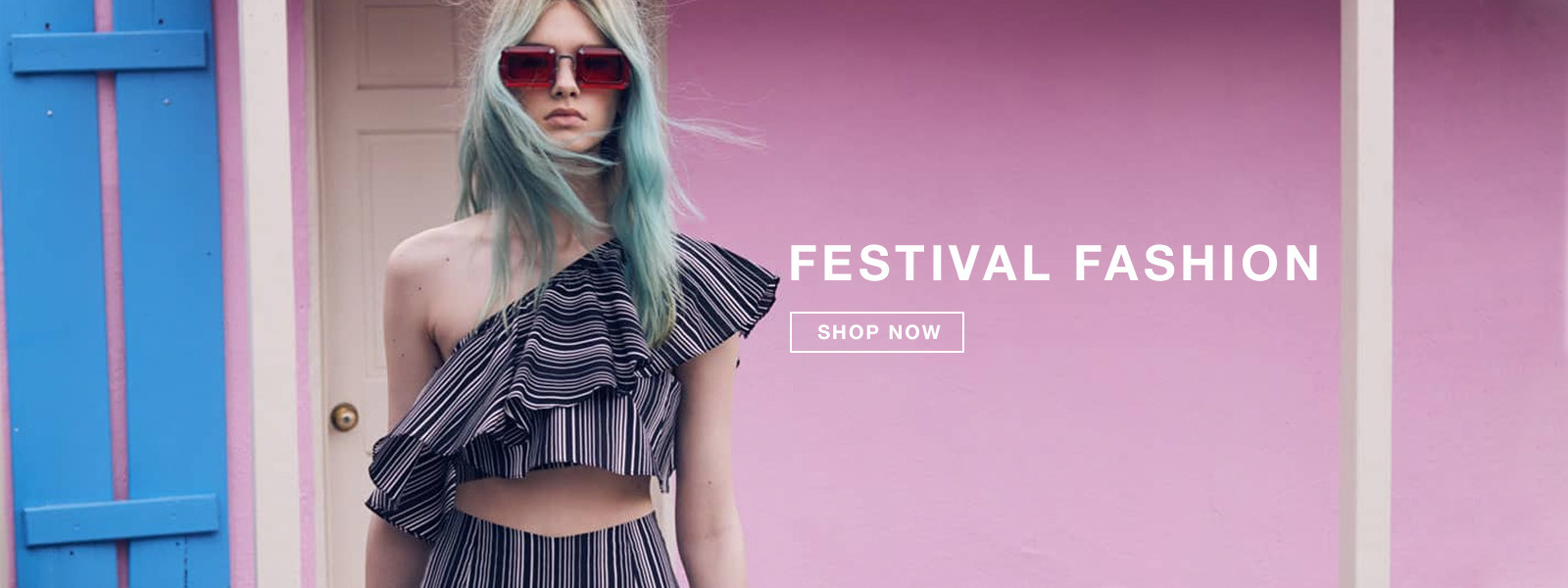 Festival Fashion What to wear to music festivals this year