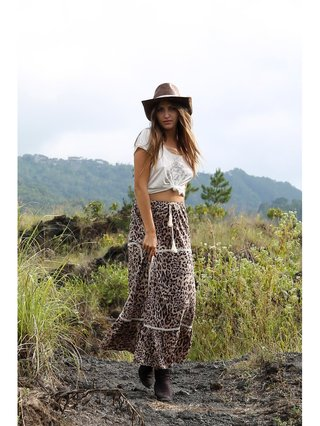 Tulle & Batiste Fairy Love Top Offwhite