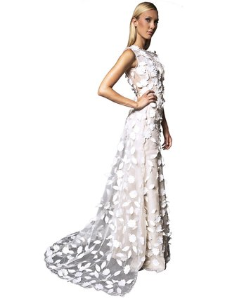 Narces Lea Gown