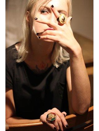 MizDragonfly Marlene Ring