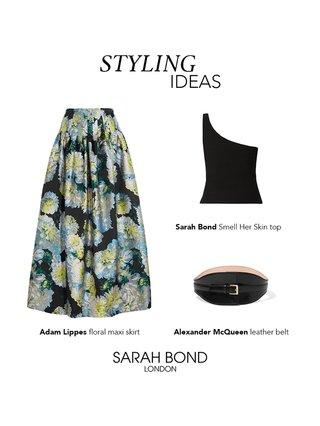 Sarah Bond Smell Her Skin Top Black
