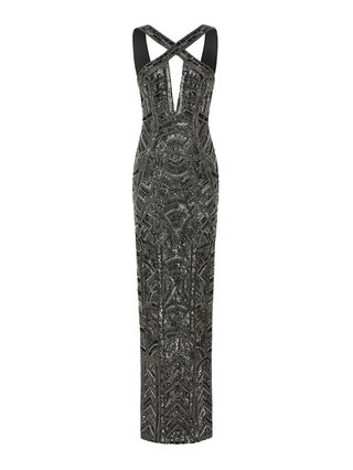 Estelle Gown - Graphite