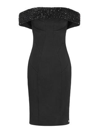 Aloura London Victoria Dress - Black