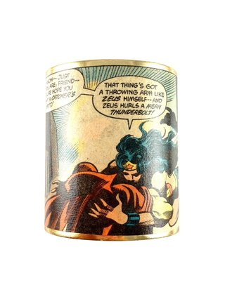 MizDragonfly Wonder Woman Cuff Villain
