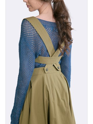 HB by Hanna Baranava Green Cross Dress