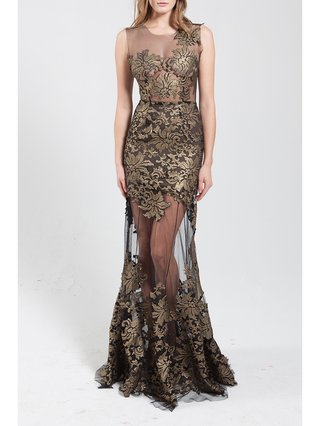 Narces Flora Gown