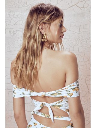 For Love & Lemons Limonada One Piece