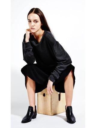Devlyn van Loon Slim Knit Long Sleeve - Black