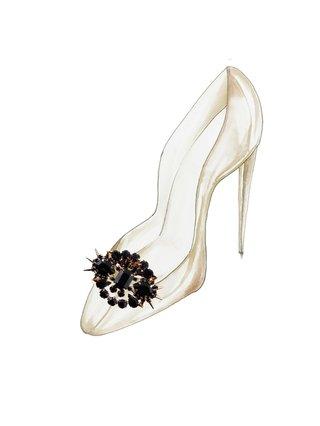 Kari C.  Chakra Shoe Bijoux clips
