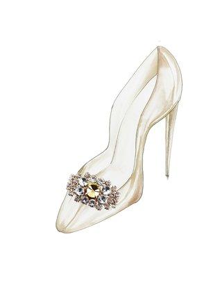 Kari C.  Tibi Shoe Bijoux clip