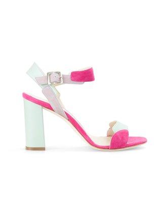 Aksha Fernandez Casablanca Sorbet Sandals