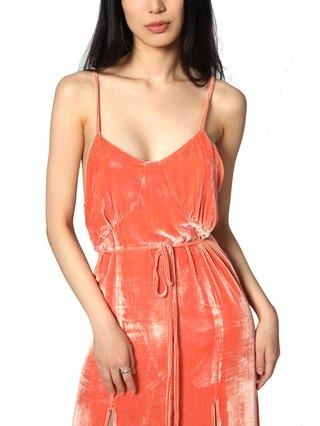 Duchess of Anarchy Bora Bora Sunset Sleeveless Maxi Dress