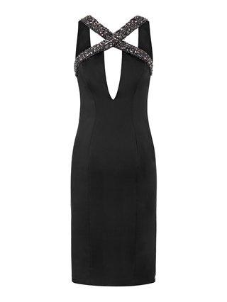 Aloura London Estelle Dress - Black