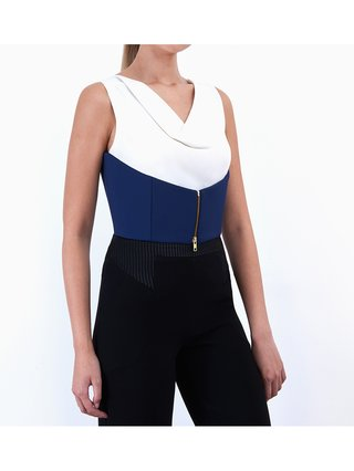 Sarah Bond Marici Corset Belt Navy