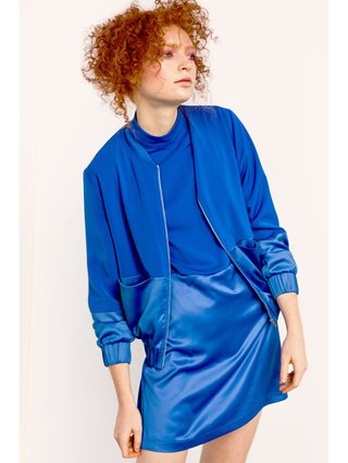 Hilary MacMillan Turtleneck Sport Dress