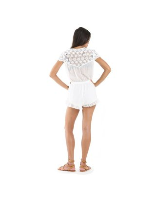Tulle & Batiste Angel Playsuit