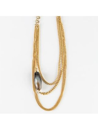 Monoxide Style Melia Multi Strand Necklace
