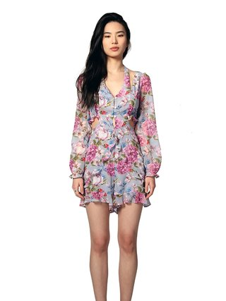 Duchess of Anarchy The 6ix Romper