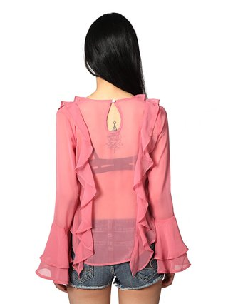 Duchess of Anarchy Heart of Sichuan Blouse