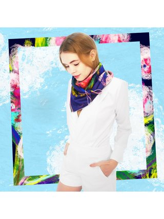 CHRITIFF Miss You 2 Scarf 70cm