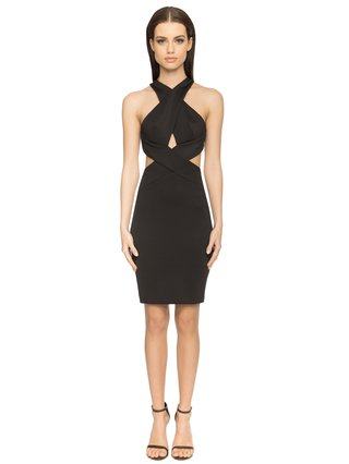 Duchess Dress - Black