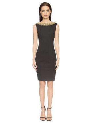 Aloura London Chelsea Dress - Black