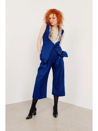Hilary MacMillan Faux Fur Inset Vest