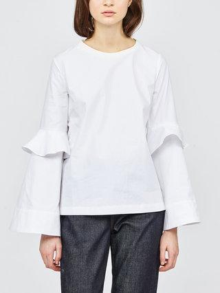 Hilary MacMillan Exaggerated Sleeve Top