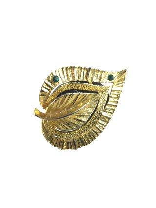 MizDragonfly Envy Vintage Wood Ring