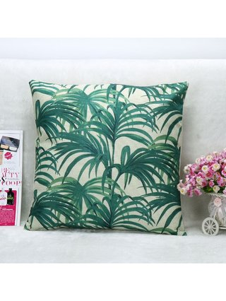 Arcade Attire Palm Tree Cushion Cover