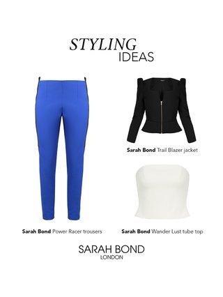 Sarah Bond Trail Blazer Jacket Black