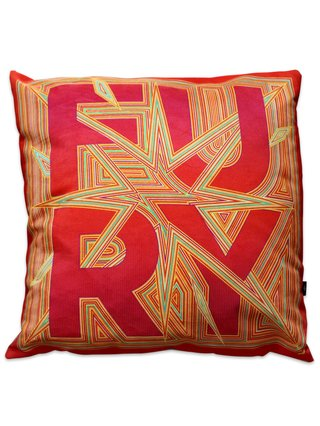 Furious Goose Four Letter Word Cushion – Fury
