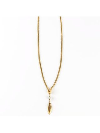 Monoxide Style Ara Y Necklace