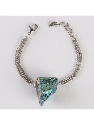 Monoxide Style Sparta Titanium Quartz Bracelet