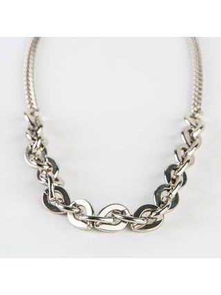 Monoxide Style Sparta Layer Necklace