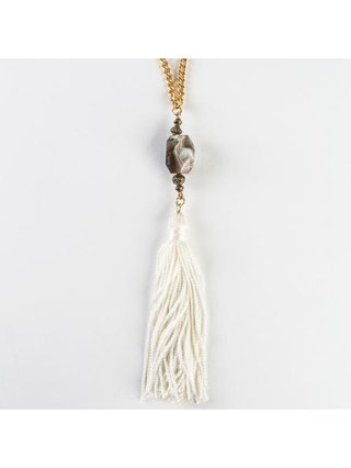 Monoxide Style Willow Necklace