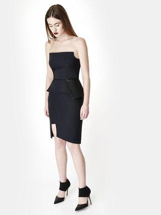 Sarah Bond Femme Fatale Black Skirt