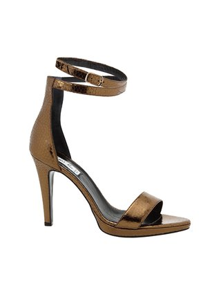 Kari C. Sherry II Burnt Gold Sandal