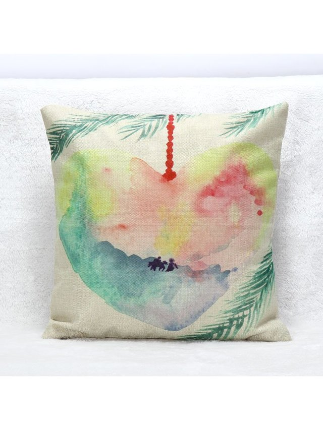 Arcade Attire Love Cushion Cover