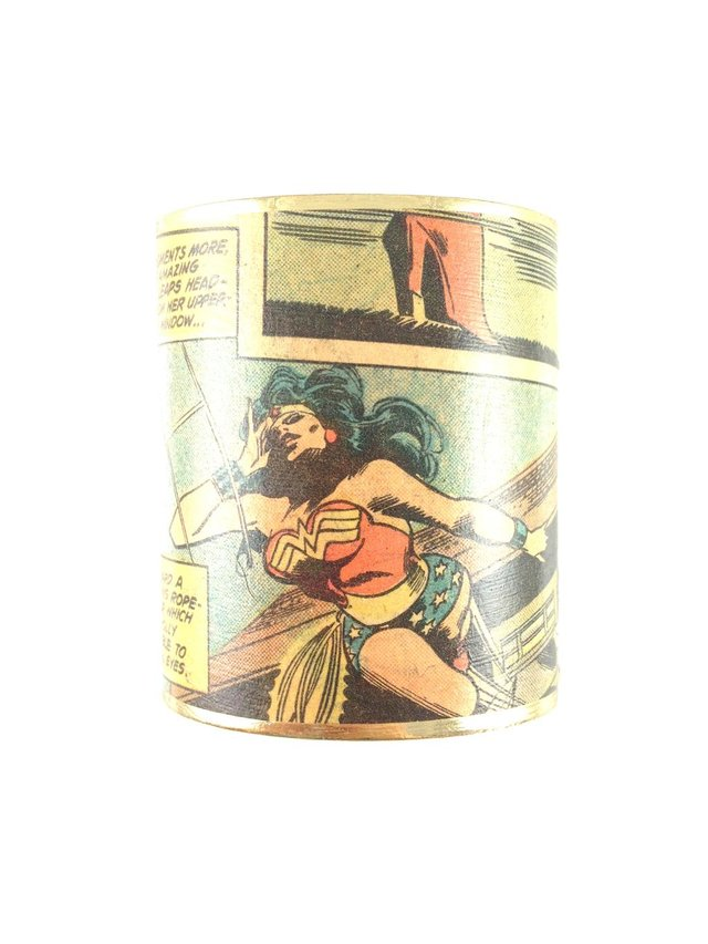 MizDragonfly Wonder Woman Cuff Madness