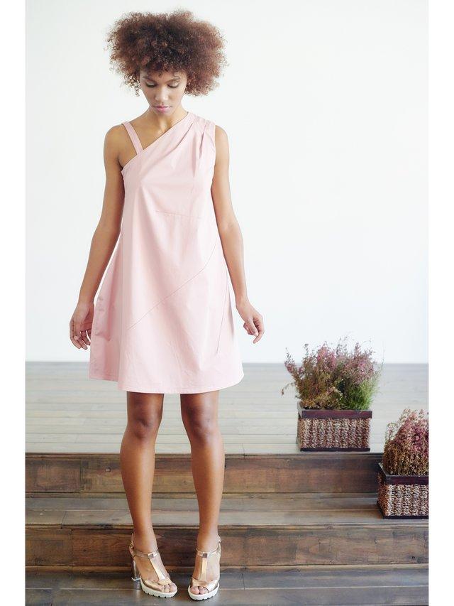 HB By Hanna Baranava Simple Elegance Dress