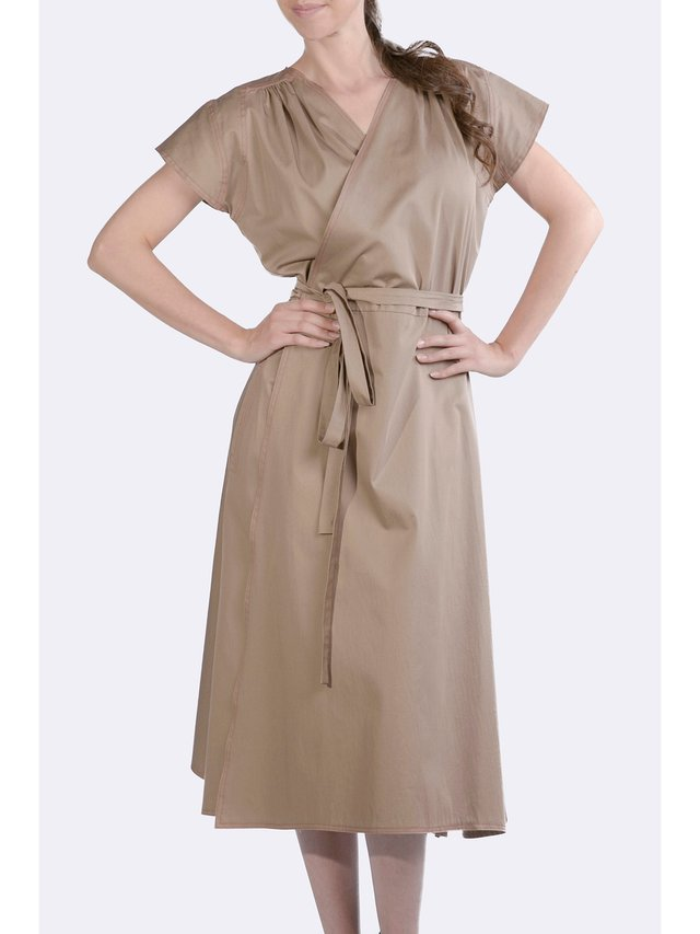HB by Hanna Baranava Brown Dress