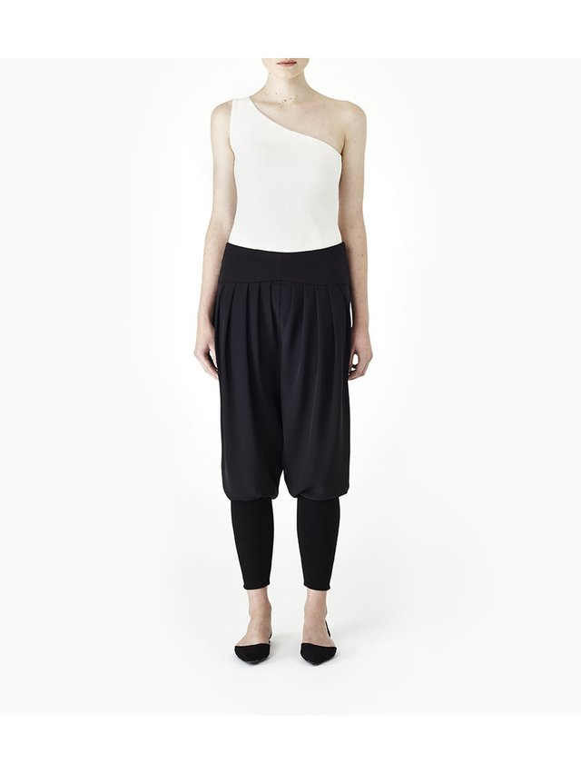 Sarah Bond Berber Dreams Culottes Black