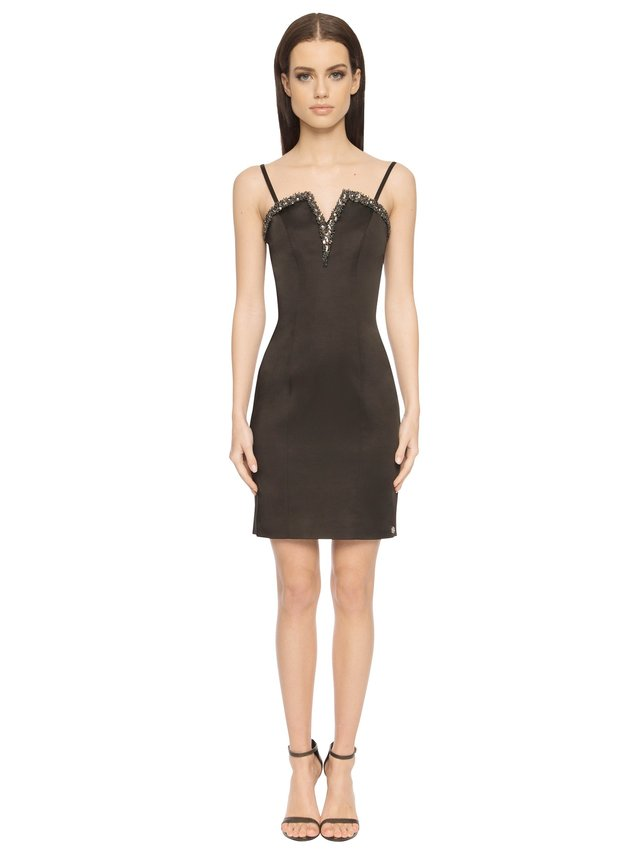 Aloura London Lillie Dress - Black
