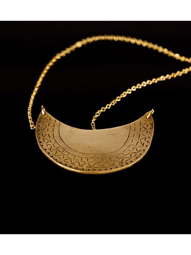 Kemi Designs Mor-rockin  Necklace