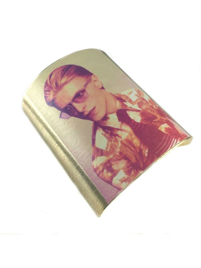 MizDragonfly David Bowie Cuff The Man