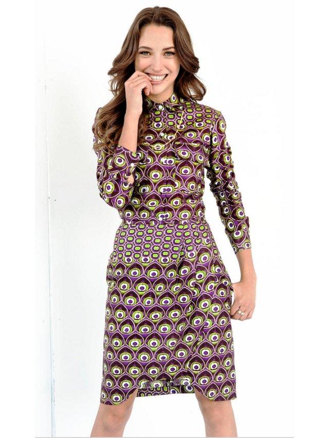 Hilary MacMillan Pattern Skirt