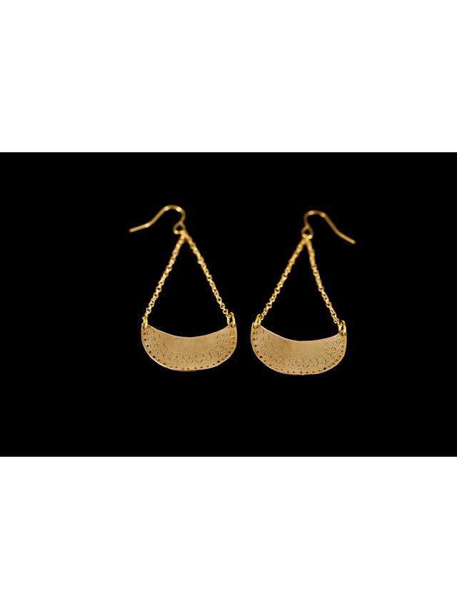 Kemi Designs Even Mor-rockin  earrings